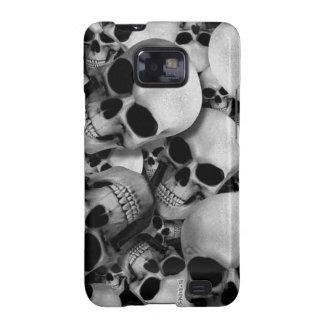 Skulls Samsung Galaxy S2 Cover