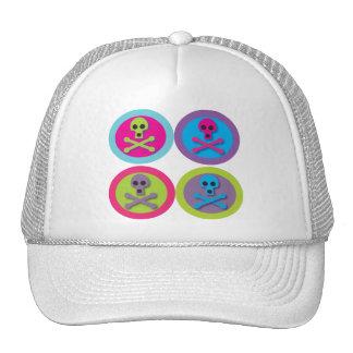 Skulls: Changing Colors Trucker Hat