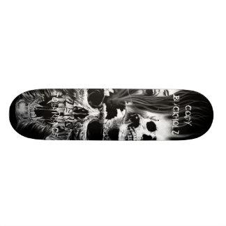skulls, CODYBUCKHOLZ, ZERO, TOLERANCE Skateboard Deck