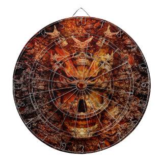 Skulls Dart Boards