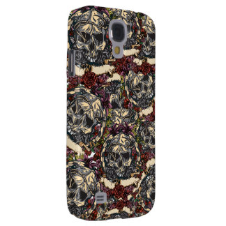 Skulls Everywhere! Samsung Galaxy S4 Case