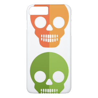 Skulls for Halloween and holidays iPhone 7 Plus Case