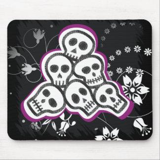 Skulls Halloween Mousepads