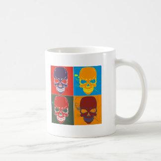 Skulls in Color Coffee Mug