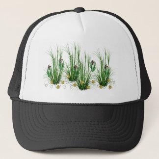 Skulls in the Weeds Trucker Hat