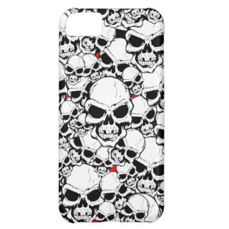 SKULLS iPhone 5C COVER