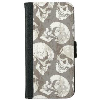 Skulls iPhone 6/6s Wallet Case