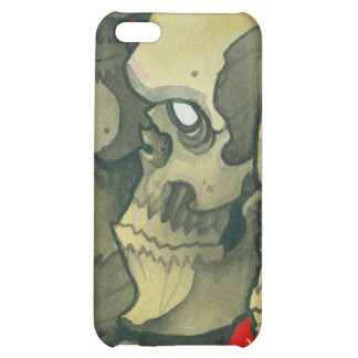 skulls cover for iPhone 5C