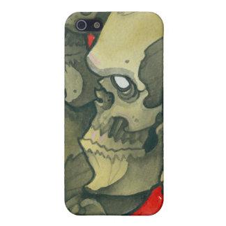 skulls iPhone 5 covers