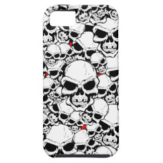 SKULLS iPhone SE/5/5s CASE