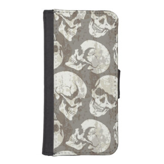 Skulls iPhone SE/5/5s Wallet