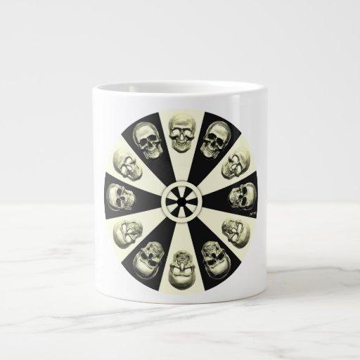 Skulls Jumbo Mugs