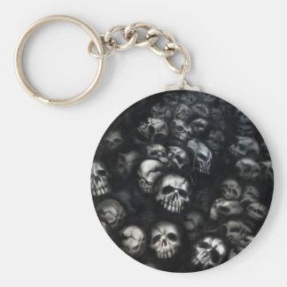 Skulls Keychain/Schlüsselanhänger
