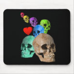 Skulls! Mouse Pad