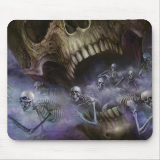 Skulls, Mouse Pad Mousepads
