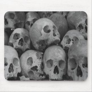 Skulls mousepad