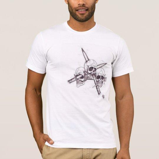 skulls_- no evil? T-Shirt