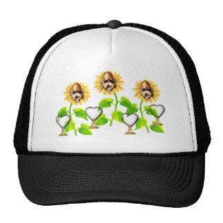 Skulls of Love Trucker Hats