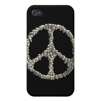 Skulls Of Peace iPhone 4/4S Case