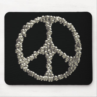 Skulls Of Peace Mouse Pad