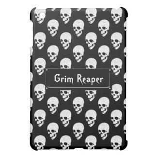 Skulls pattern iPad mini cover