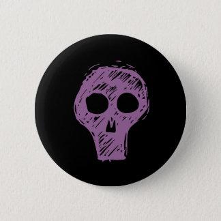 Skulls Pinback Button