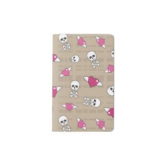 Skulls Pocket Moleskine Notebook