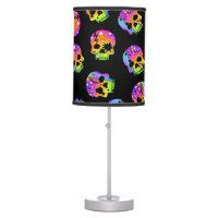 SKULLS POP ART LAMPS