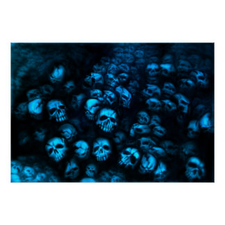 Skulls poster XXL