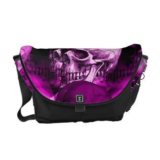 skulls rickshawmessengerbag