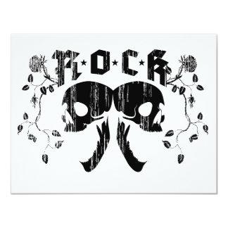 Skulls Rock Card
