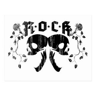 Skulls Rock Postcard