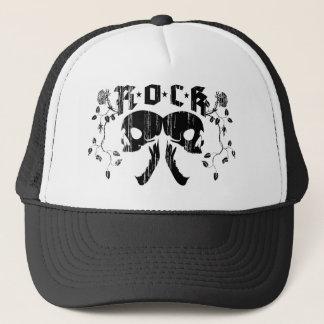 Skulls Rock Trucker Hat