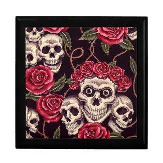 Skulls & Roses giftbox
