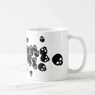 Skulls, skulls, and more skulls! coffee mugs