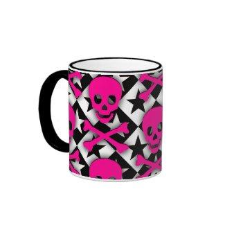 Skulls & Stars mug