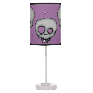Skulls Table Lamp