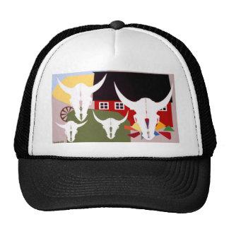 Skulls Trucker Hat