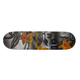 skullskate, IronSideDesigns Skateboard Decks