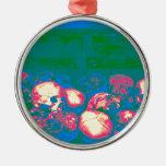 skullsx multi ornamento para arbol de navidad
