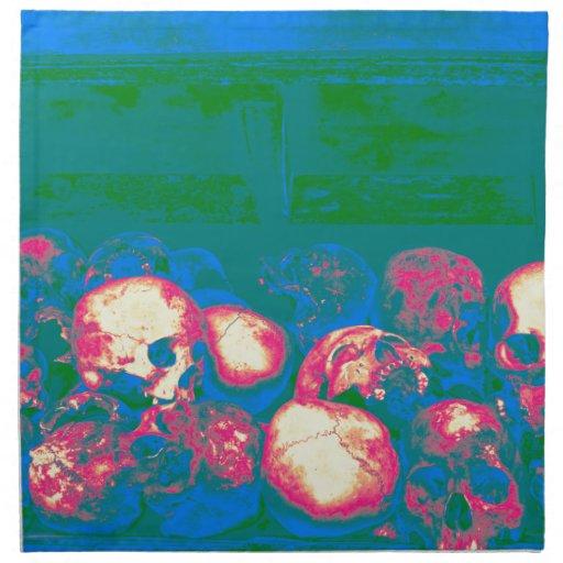 skullsx multi servilleta