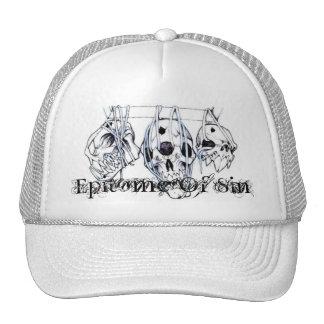 SkullTrio, Epitome Of Sin Trucker Hat