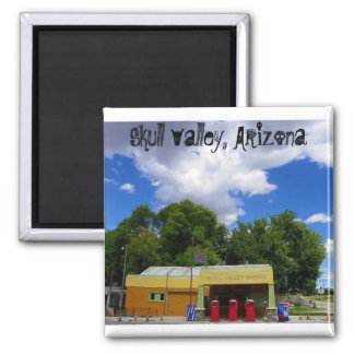 SkullValley,Arizona(BELLADONNABOUTIQUE CLICK HERE) Magnet