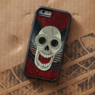 Skullwing 'Red' Tough Xtreme iPhone 6 Case