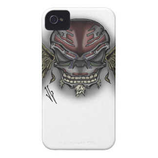 skullwings iPhone 4 Case-Mate case