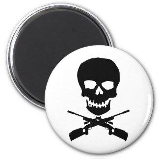 skullxrifles refrigerator magnets