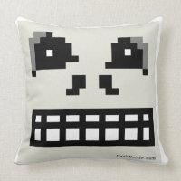 Skully Blockhead Skull Pillow!