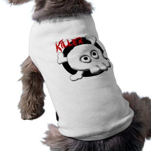 Skully Camisa De Perrito