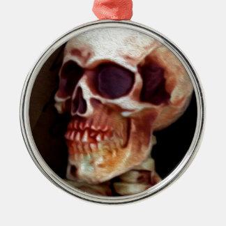 Skully Ornamento Para Reyes Magos
