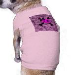 skully dog tee shirt